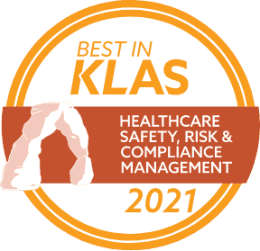 Best in KLAS Healthcare Safety, Risk and Compliance